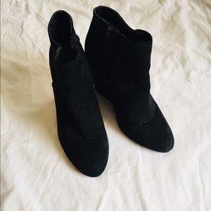 Angle boots like new